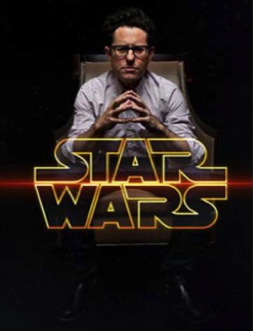 (Photo courtesy of J.J Abrams & Star Wars)