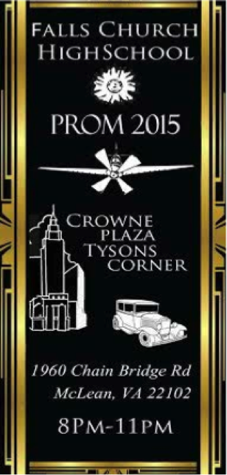 (Photo courtesy of FCHS Prom Committee)