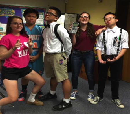 FCHS Freshmen Survive First Year of High School